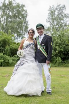 Weiberg - Franz Thiel und Kathrin Bornemann-Kaiser